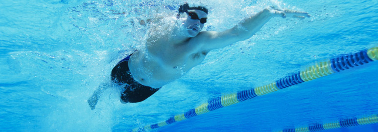 how to swim breaststroke without getting tired