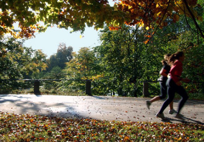Don't Let Fall Weather Ruin Your WOD