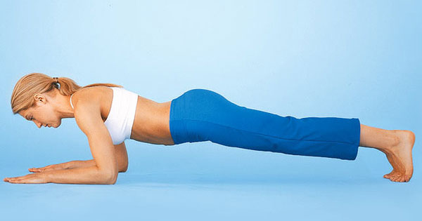 4 Tips to the Perfect Plank
