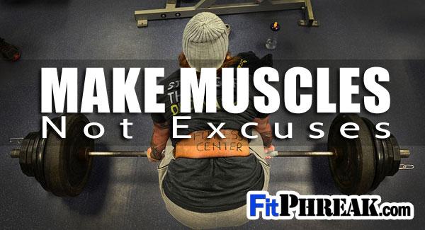 make-muscle
