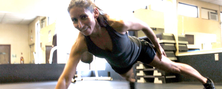 woman_fitness_one_hand_pushups