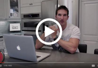 Milk, Surfing, and Eating for Bulk [VIDEO]