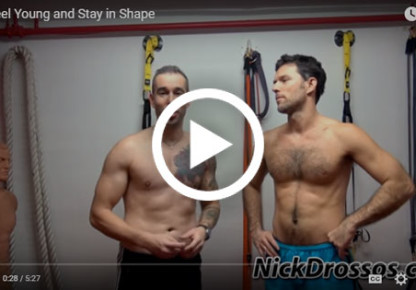 It's Never Too Late To Stay In Shape and Feel Young! [VIDEO]