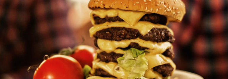 Burger Lovers! Prepare Your Plate For The Craziest Burgers!