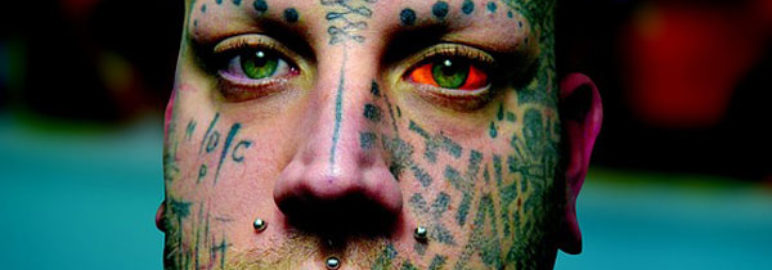 12 Most Shocking Body Modifications