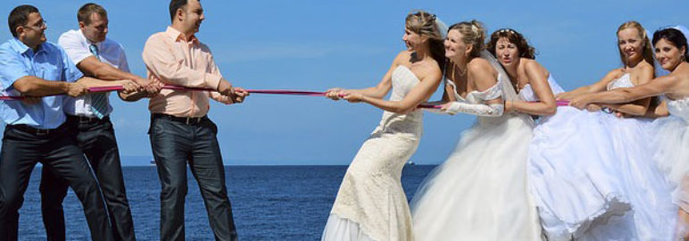 15 Unbelievable Wedding Traditions In The World!
