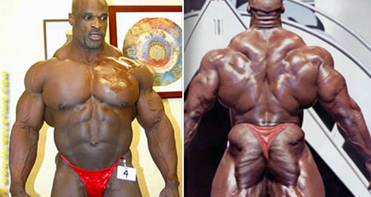 The most biggest bodybuilder in the world